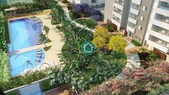 apartamento na rua aguiar pereira de souza, 178, jardim américa, campo grande por r 439.000,01
