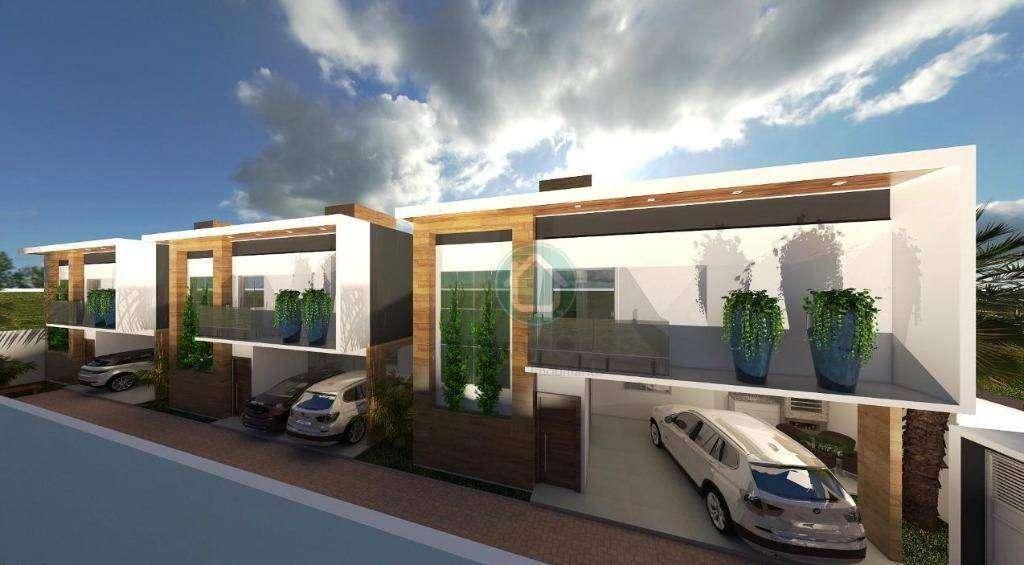 casa em condomínio fechado na rua dorgival salviano da silva, 250, jardim itatiaia, campo grande por r 465.000,00