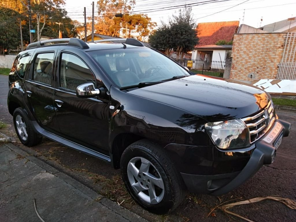 Renault Duster 2 0 Dynamique 4x4 16v 4p Ano 2012