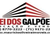 Área Industrial para Locação em Salvador, Pau da Lima