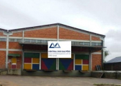 Barracão / Galpão / Depósito na Avenida Guilherme Schell, Centro, Canoas por R$45.000,00