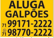 Barracão / Galpão / Depósito no Pirajá, Salvador por R$10.000,00