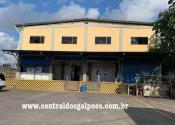 Barracão / Galpão / Depósito no Centro Industrial de Aratu, Simões Filho por R$38.000,00