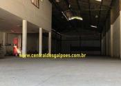 Barracão / Galpão / Depósito na Rua Da Alegria De Campinas, Porto Seco Pirajá, Salvador por R$11.500,00
