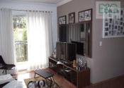 Apartamento na Travessa Carlos Liviero, 561, Vila Liviero, São Paulo por R$295.000,00