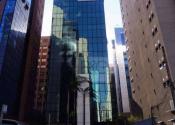 Sala comercial na Alameda Vicente Pinzon, 144, Vila Olimpia, São Paulo por R$4.500,00