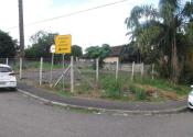 Terreno comercial na Rua Professora Sandália Monzon, 180, Santa Cândida, Curitiba por R$2.000,00