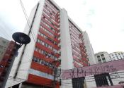 Apartamento na Rua Riachuelo, 300, Centro, Curitiba por R$1.200,00