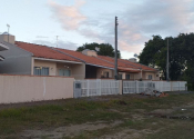 Casa na Rua Camarati, 126, Pontal do Norte, Itapoá por R$800,00