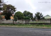 Terreno comercial na Rua Isaías Régis De Miranda, 3458, Boqueirão, Curitiba por R$1.500,00