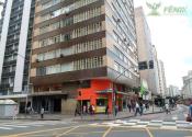 Sala comercial na Rua Marechal Deodoro, 503, Centro, Curitiba por R$10.000,00