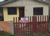 Casa na Avenida Brasil - Até 550/551, 374, Centro, Araucária por R$600,00