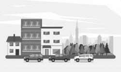 Flat com 3 quartos para alugar, 243m²