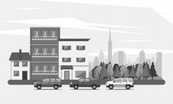 Flat com 1 quarto para alugar, 51m²