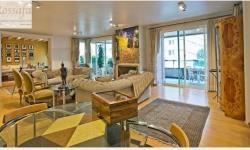 Apartamento com 4 quartos à venda, 335m²