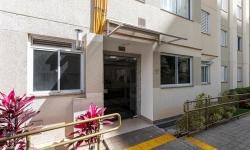 Apartamento com 1 quarto para alugar, 44m²