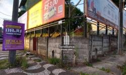 Terreno comercial para alugar, 500m²