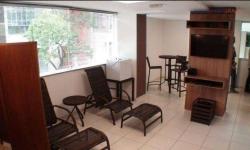 Apartamento com 2 quartos para alugar, 67m²