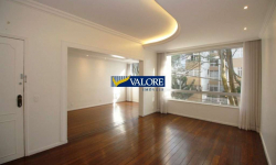 Apartamento com 3 quartos para alugar, 126m²