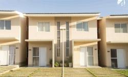 Casa em condomínio fechado com 3 quartos para alugar