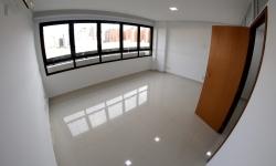 Sala comercial com 1 sala para alugar, 44m²