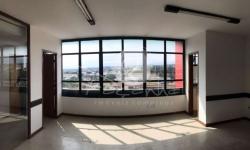 Sala comercial com 3 salas para alugar, 129m²