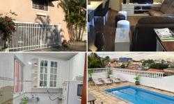 Casa em condomínio fechado com 3 quartos à venda