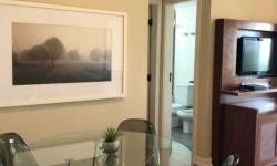 Apartamento com 1 quarto para alugar, 42m²
