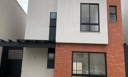 Casa em condomínio fechado com 3 quartos para alugar, 202m²