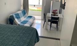 Flat com 1 quarto para alugar, 42m²