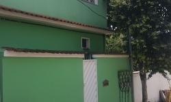 Casa em condomínio fechado com 2 quartos para alugar