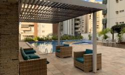 Apartamento com 3 quartos para alugar, 109m²