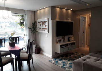Tingui, Apartamento com 3 quartos à venda, 76 m2