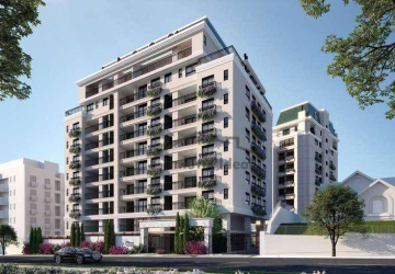 Alto da Glória, Cobertura com 3 quartos à venda, 163,46 m2