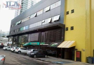 Cabral, Sala comercial com 1 sala para alugar, 36,6 m2