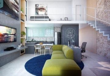 Carvoeira, Loft com 1 quarto à venda, 60,91 m2