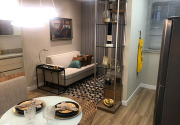 Centro, Apartamento com 1 quarto à venda, 33 m2