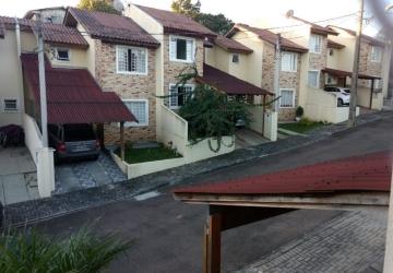 Santa Cândida, Casa em condomínio fechado com 3 quartos à venda, 92 m2