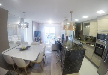 Batel, Apartamento com 2 quartos para alugar, 71 m2