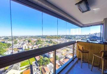 Campina do Siqueira, Apartamento com 1 quarto para alugar, 43 m2