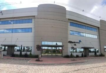 Escritório no Melhor Condomínio Industrial do Brasil: Portal do Porto