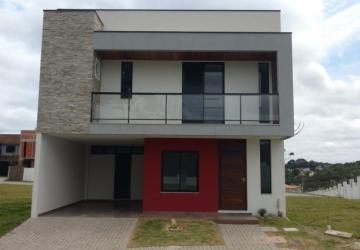 Santa Cândida, Casa em condomínio fechado com 3 quartos à venda, 166 m2