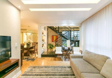 Cabral, Cobertura com 3 quartos à venda, 216 m2