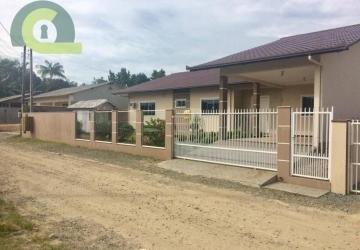Casa com 3 dormitórios à venda, 190 m² por R$ 500.000 - Santa Lidia - Penha/SC