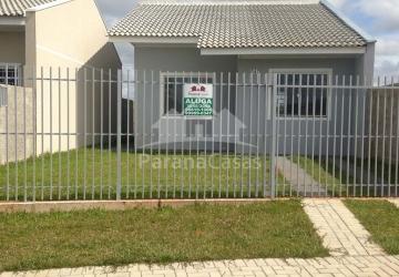 Casa individual em Contenda – Loteamento Itália I – Rua Gildo Patla Ribeiro 347