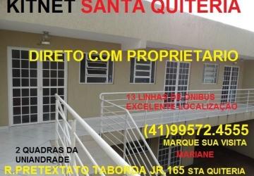 Santa Quitéria, Kitnet / Stúdio com 1 quarto para alugar, 38 m2