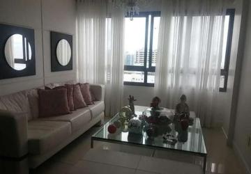 Pituba, Cobertura com 4 quartos à venda, 260 m2