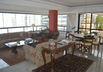 Apartamento Cobertura 4 Suítes 430m2 na Graça