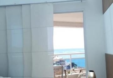 Cobertura duplex um quarto Vista Mar Ondina 86m2