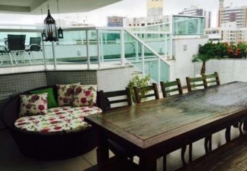 Pituba, Cobertura com 3 quartos à venda, 235 m2